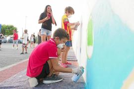 Arte urbano, ocio y deporte para abrir las fiestas de Jesús