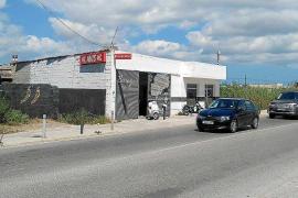 EPIC denuncia el uso como garaje de un local de ses Feixes