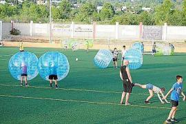 Arte urbano, ocio y deporte para abrir las fiestas de Jesús Tipo de adjunto: