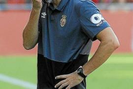 Vicente Moreno (Mallorca): «Cuando el rival se cierra cuesta hallar espacios»