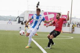 Amargo debut del Formentera como local