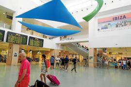 El tráfico en el aeropuerto no baja el ritmo en el inicio de septiembre