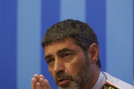 Trapero critica que gran parte de la información policial internacional no llega a los Mossos