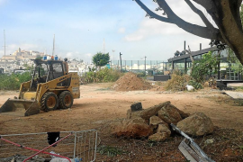 Los dueños de Cavalli limpian el local e inician las obras para devolverlo a su estado original