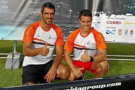 Sánchez y Prats, récord de oro