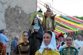 El día grande de Sant Agustí d'es Vedrà