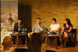 Presentación del IV Congreso Internacional de Ocio Nocturno (Fotos: Marcelo Sastre).