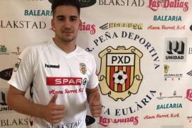 Fran Adeva, otro ariete para la Peña Deportiva