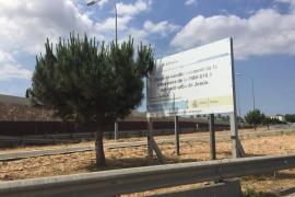 EPIC denuncia el abandono de carteles de obras en Ibiza
