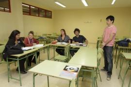 Abierto el plazo de matriculación para los estudios de personas adultas en Ibiza