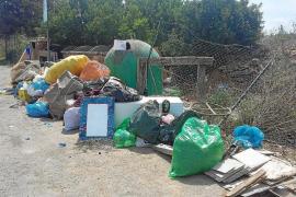 Sant Antoni medió para evitar una huelga de basuras en las fiestas de Sant Bartomeu