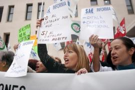 Médicos y enfermeros quieren que el catalán sea sólo un mérito en sanidad