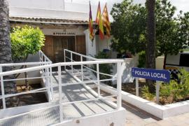 """El PP de Sant Josep denuncia la """"pésima gestión"""" de la Policía Local"""