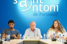 El próximo año sólo los restaurantes podrán tener sus terrazas hasta las 2 en Sant Antoni