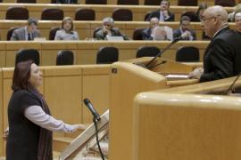 Font promete su cargo como senadora para hacer oir«la voz» de las Pitiüses
