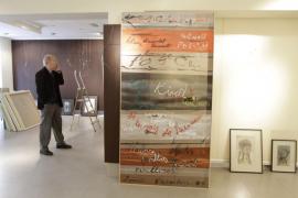 Calbet, Cardona y Portmany, referentes de la pintura ibicenca en la galería Via 2