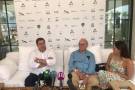 Carlos Saura presenta en Ibiza 'El rey de todo el mundo', su nuevo proyecto que empezará a rodar en abril