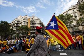 Iglesias y Colau defenderán la soberanía de Cataluña en un acto de la Diada