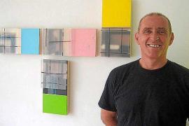 Bonet Vallribera establece un diálogo entre el rigor y el azar en su nueva exposición en Garden Art Gallery
