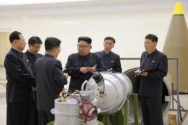El régimen de Corea del Norte asegura que ha probado con éxito una bomba de hidrógeno