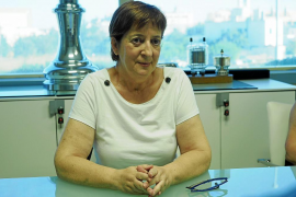 Rosa Redolat, Portavoz de la plataforma Prou! Pitiüses en Acció: «En Prou! no hay 'turismofobia', es supervivencia frente al descontrol»