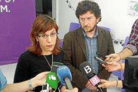 La candidatura Construint Podem apuesta por Laura Camargo para Podemos en Balears