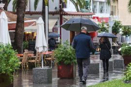 Las tormentas afectarán esta semana al este de la Península y Baleares