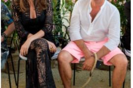 Mar Saura protagoniza la nueva campaña de Moda Adlib de Charo Ruiz