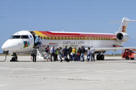 El aeropuerto de Lleida-Alguaire ofrece vuelos a Ibiza para jubilados del Imserso
