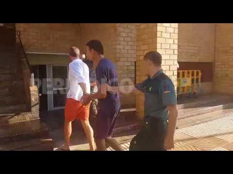 Pasan a disposición judicial seis de los diez detenidos en la operación antidroga en Sant Antoni