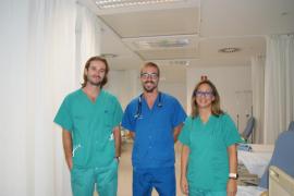 El Hospital Can Misses incorpora a dos nuevos anestesistas