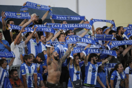 Derbi entre el Atlético Baleares y el Real Mallorca