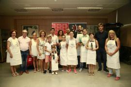 Entrega de premios del concurso 'Un Chef en casa' 2017