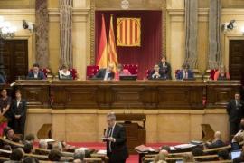 El Tribunal Constitucional suspende de forma cautelar la ley del referéndum