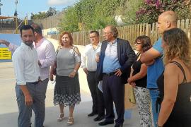 March reclama el solar del futuro colegio de Sant Ferran para iniciar el proyecto