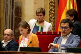 El Parlament aprueba 'Ley fundacional de la república catalana'