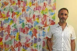 Manuel Rodríguez muestra en Districte Hipérbole su mundo celestial