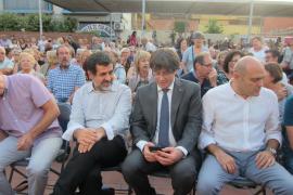 "Puigdemont admite que arriesga ""mucho"" pero promete ir hasta el final"