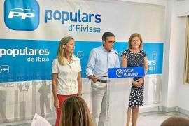 Marí Bosó exige administraciones eficientes que den respuesta a los problemas ciudadanos