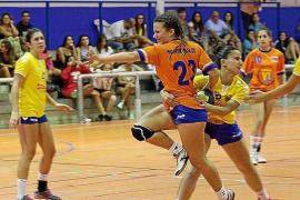 Balance satisfactorio para las chicas del HC Eivissa