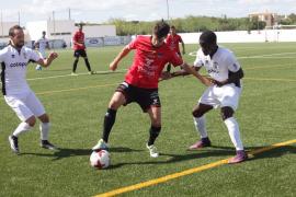 Derrotas del Formentera y la Peña Deportiva