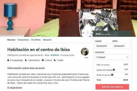 Airbnb sigue anunciando miles de alquileres ilegales sin que el Govern imponga sanciones