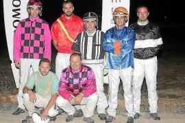 Jockeys y damas brillan en Sant Rafel