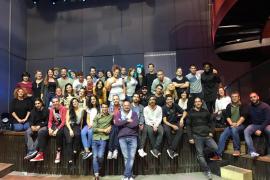 El equipo de Heart, Albert Adrià y José Corraliza revelan que no hay diferencias entre camareros, técnicos, cocineros o limpieza