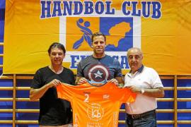 Chelu Cid se convierte oficialmente en el fichaje estrella del HC Eivissa