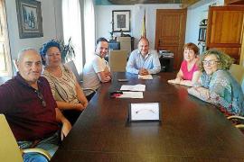 PROU pide la mediación del alcalde de Santa Eulària para lograr la protección de Tagomago