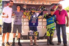 Culot y Escandell hacen podio en Castellón