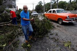 El huracán Irma deja aislados a miles de españoles en Cuba, donde sigue cerrado el aeropuerto de La Habana