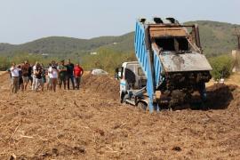 El Consell denuncia a Santa Eulària por reclamarles el coste de la gestión de lodos de la depuradora
