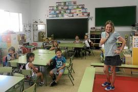 Los peques superan con éxito su primer día de clase